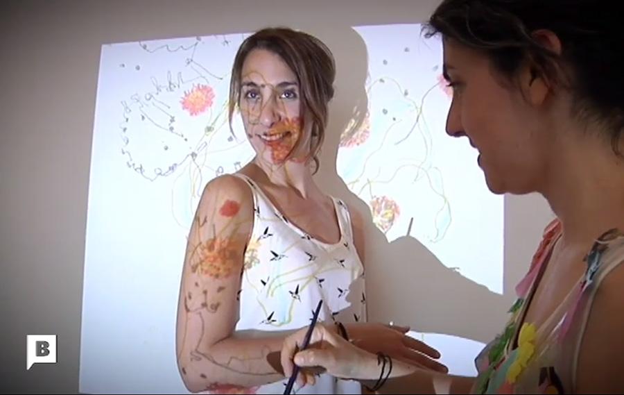 'Entre las flores' en Barcelona TV